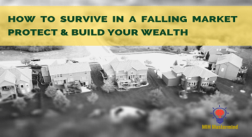 How To Survive In A Falling Market?