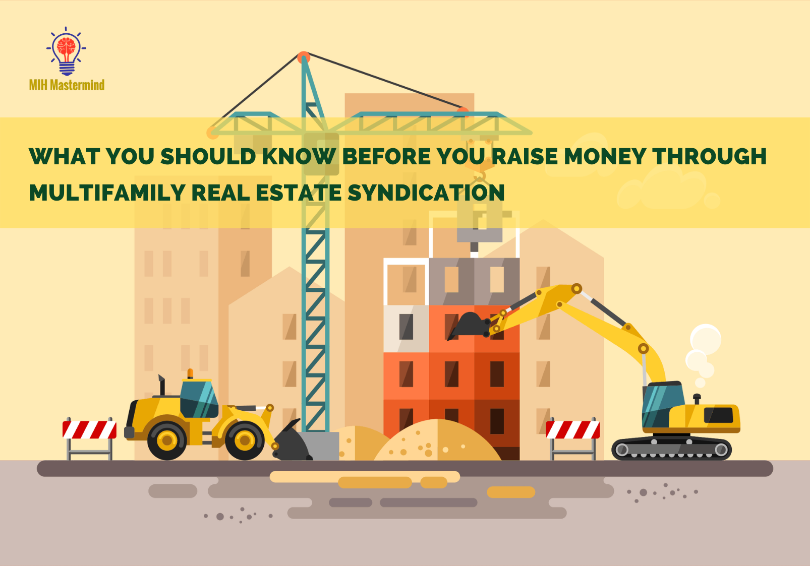 what is multifamily real estate syndication