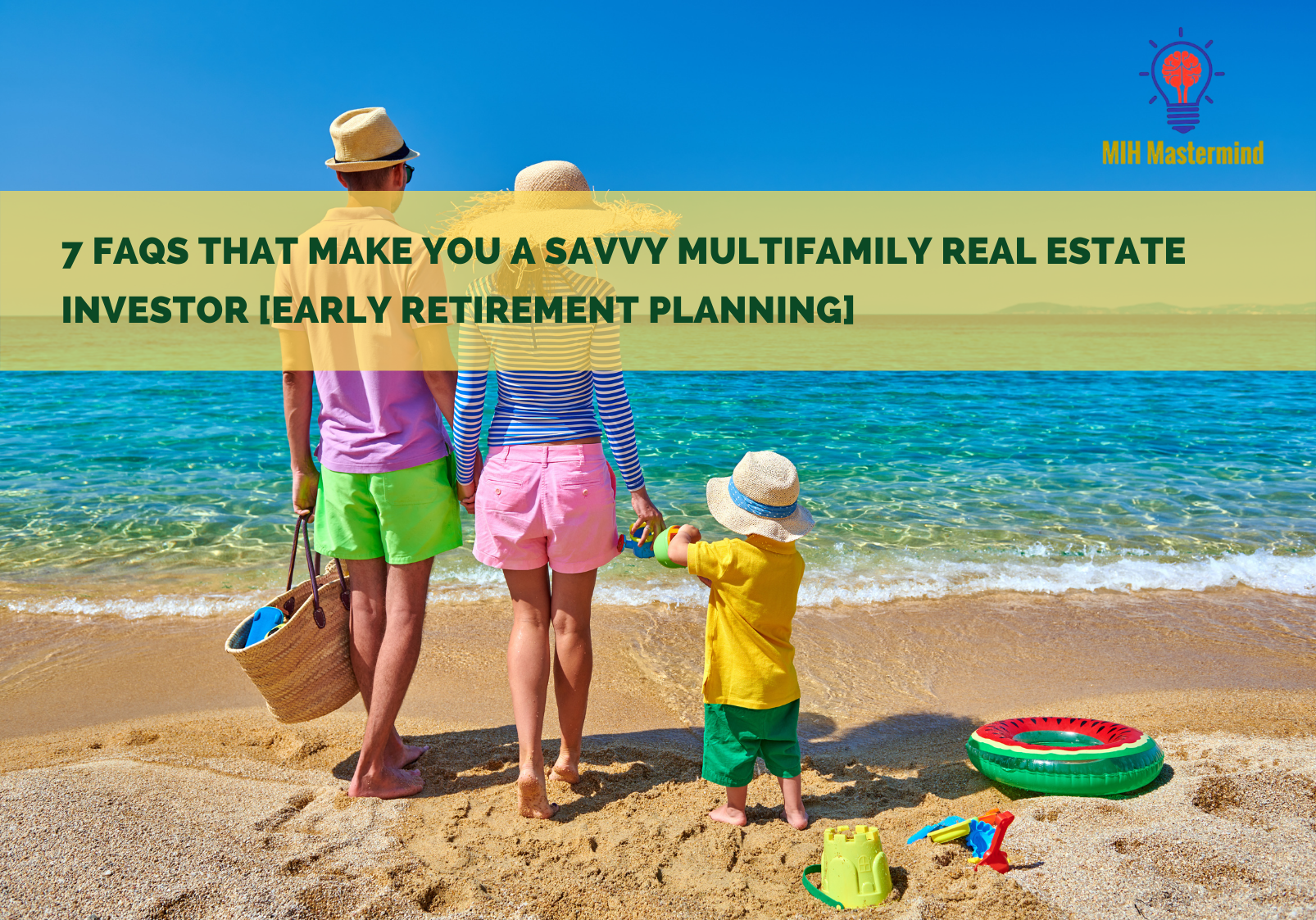 early retirement planning multifamily investing