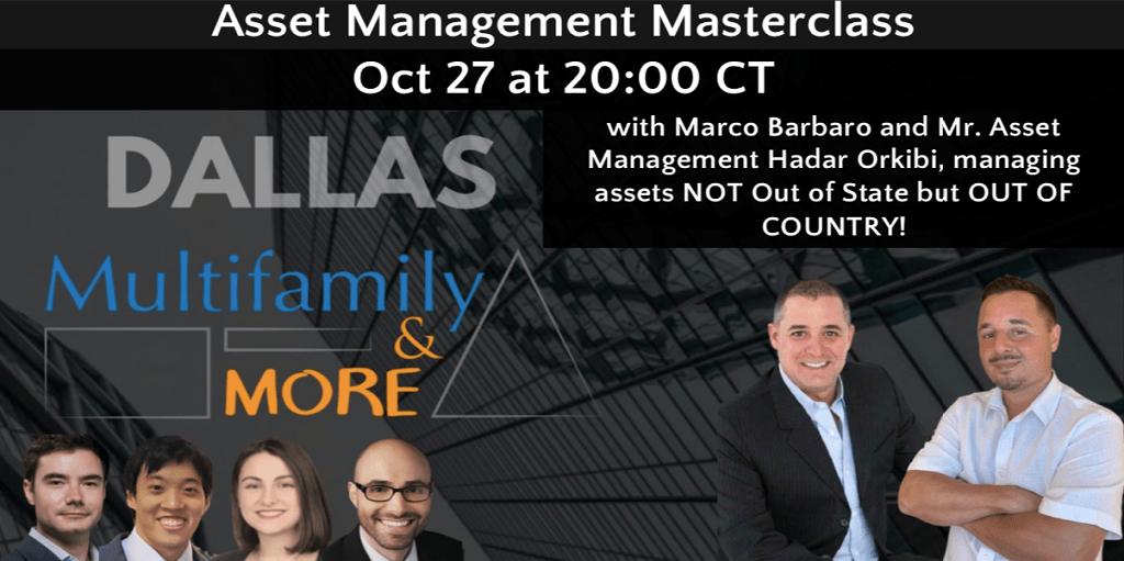 Asset Managment