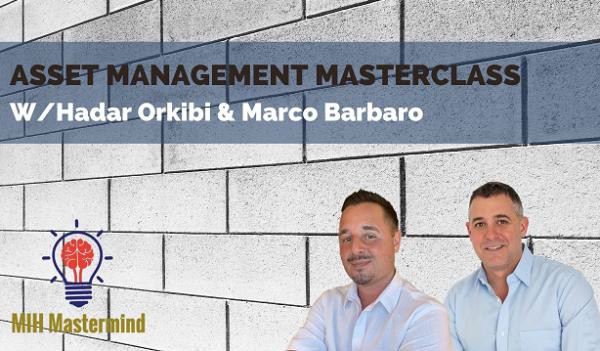 Asset Management Masterclass
